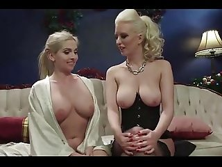 Cherry Torn And Christie Stevens topless talk