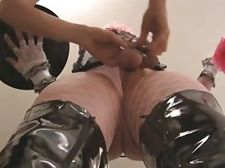 femdom chastity humiliation