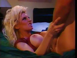 Sexy couple having romantic sex in hotel room