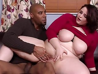 Young Plump With Smooth Cunt and Bbc