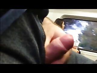 Train dick flash