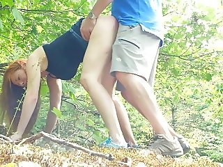 ChloeMorgane - Wild Sex In The Forest