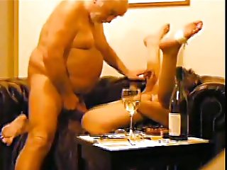 Big dick grandpa fuck a girl