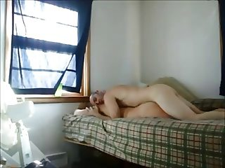 Amateur big butt screaming while getting fucked