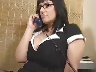 Phone Sex in the Office