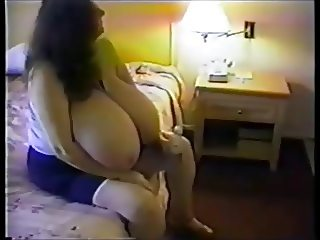 Huge boobs sexy bbw
