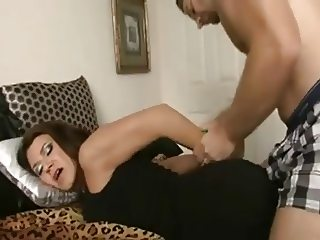 Mom Bound And Ass Fucked