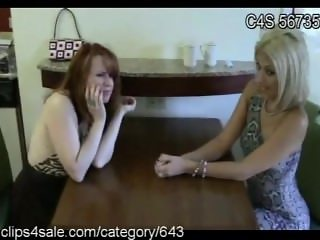 Hot and Heavy Interracial Domination at Clips4sale.com
