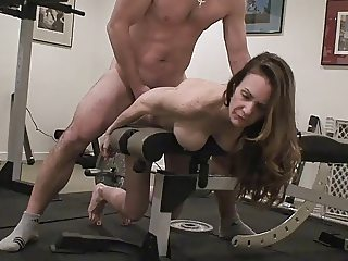 Hot Milf Begging for Rough Sex