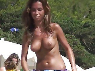 Skinny topless