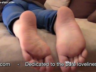 Fairy-Feet Malika Socks, Feet -TEASER-
