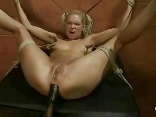 Mt slut whore tied has asshole   Extreme !
