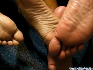 Candi Kane Foot Humiliation video
