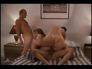 Nice big boobs brunette girl likes orgies
