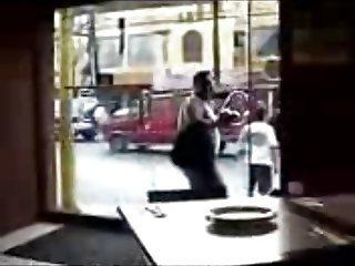 Amateur Filipina filmed fucking guy