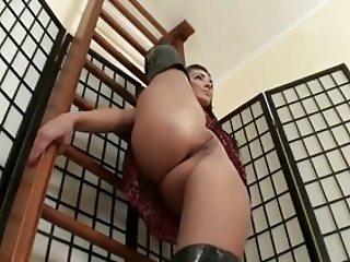 Nude Gymnast Girl