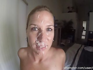She sure knows how to work a cock