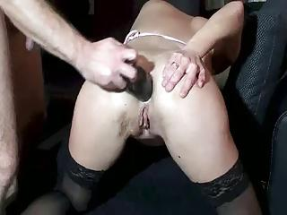 Hot Toying, Fisting an dAssplays