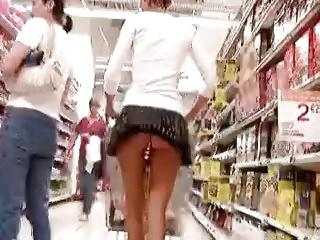 Shopping Public Humilation