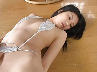 ASUKA white micro bikini