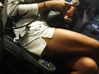 Bare Candid Legs - BCL#095