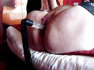 Punishment: pussy torture part 2