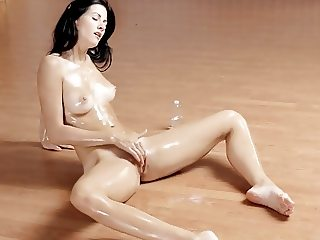 Baby oil makes it perfect