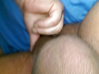 wife fingering prostate pegging ass play