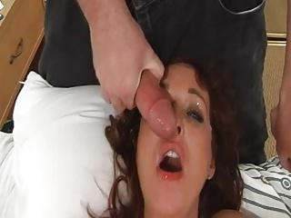 bad boy get their revenge with milf