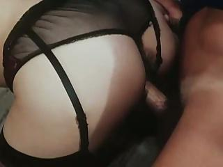 Too hot to touch crotchless panties