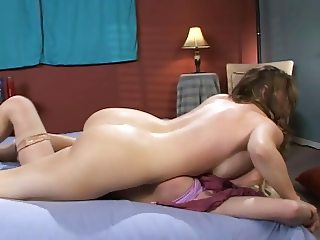 Lesbian Apartment Catfight