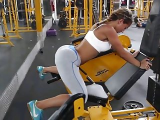 big ass on fitness