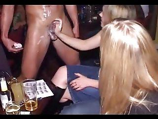 CFNM Party, Cock sucking sluts in Durham -Part 2