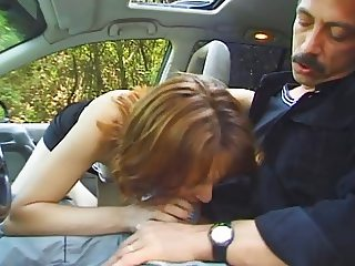 Slut got in the car with a stranger