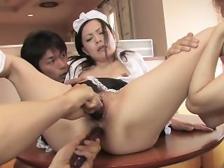 Hardcore Waitress - Scene 3