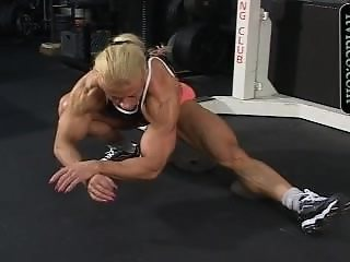 ML Stretching and Flexing in the Gym