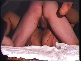 wieczorna porcja spermy na cipke