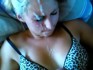 Just Wait For The Big Facial At The End...