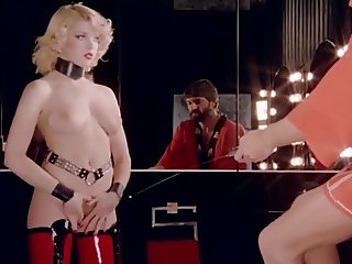 SEX MACHINA - porn music video blonde robot latex boots