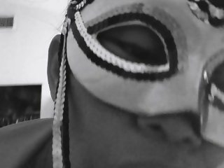 The Mask Vietnamese MILF Blowjob