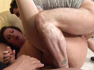 BBW Mature Italiana Exploited - Double Penetration
