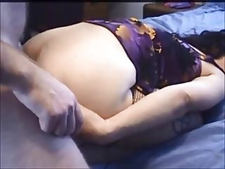 Amateur hot wife homemade anal