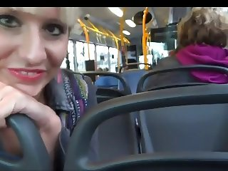 what you can find on a german bus