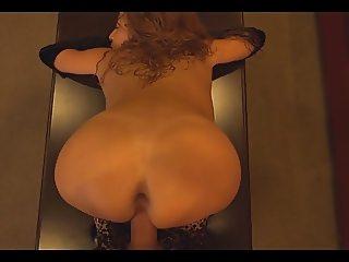 Big tits milf POV