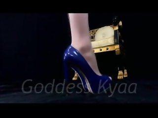 K - High Heels (7/3/13)