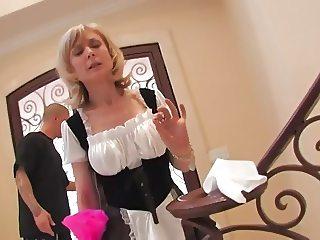 Nina Maid To Fuck