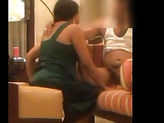 not uncle having sex with aunty in hotel (with audio)