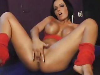 German Julia Herz - Pussy Workout