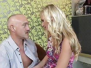 Babysitter Seduces Daddy...F70