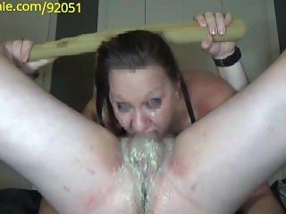 Creamy Deepthroat Messy Puke Blowjob milf girlfriend gag cum facial rough
